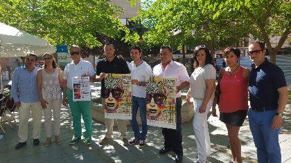 El centro de Lorca y el casco histórico acogen este viernes su I ''Summer Party'' con actividades para dinamizar su comercio