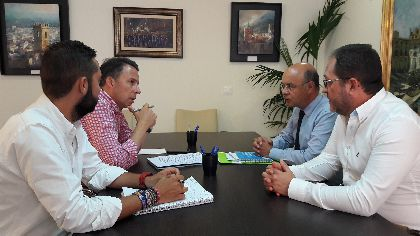Fulgencio Gil: ''Lorca centra su trabajo en aprovechar hasta el último céntimo de los 185 millones que la Comunidad Autónoma nos aporta a través de un préstamo con el BEI''