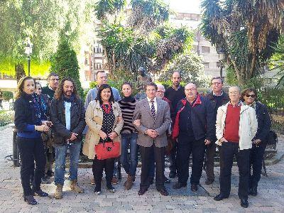 La candidatura a Patrimonio de la Humanidad del Bordado Lorquino en su Semana Santa consigue su designación oficial y se elevará por parte del Gobierno de España ante la Unesco