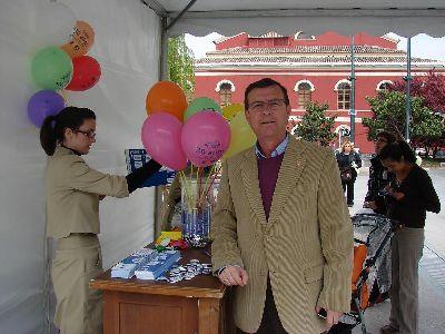 Lorca celebra en la Plaza Colón el 30 Aniversario de las primeras elecciones municipales de la Democracia