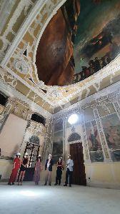 El alcalde de Lorca insiste en la búsqueda de alternativas para la culminación del Casino
