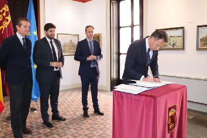 Acuerdo para impulsar la recuperación del Casco Histórico de Lorca y su declaración como proyecto estratégico de interés regional