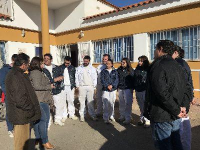 El Ayuntamiento amplía y mejora las instalaciones de la Oficina de Atención al Ciudadano de Ramonete a través de diversos programas de empleo para prestar un mejor servicio a sus usuarios
