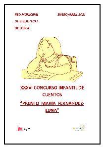 El Ayuntamiento abre el plazo para participar en el XXXVI Concurso Infantil de Cuentos 'Premio María Fernández-Luna'