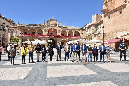 El Ayuntamiento se suma a la conmemoración del Día Internacional de la Enfermería recordando a las víctimas de la Covid