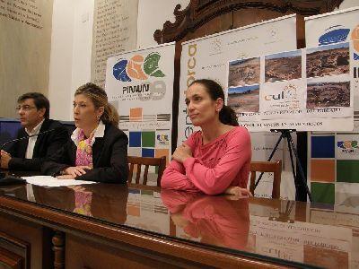 El Ayuntamiento de Lorca restaura y pone en valor el poblado argárico de El Rincón, en Almendricos