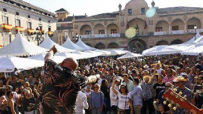 Fulgencio Gil: ''la Feria de Lorca de 2017 ha sido un éxito rotundo, consolidándose un modelo festivo en el que habido actividades para todos los públicos durante todo el día''