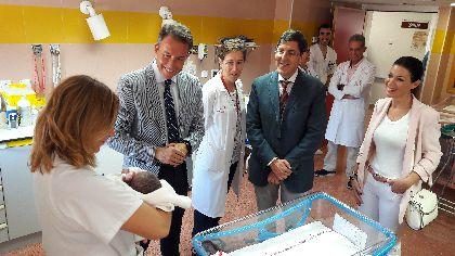 Ruiz Jódar: ''exigimos a la CARM que reduzca las listas de espera del Rafael Méndez y la implementación de nuevas inversiones y recursos humanos para atender a los lorquinos''