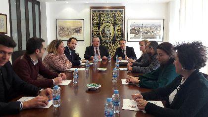 El Alcalde se congratula del anuncio del inicio de obras para construir el nuevo Palacio de Justicia, que revitalizará la actividad en el casco histórico y unificará las sedes judiciales