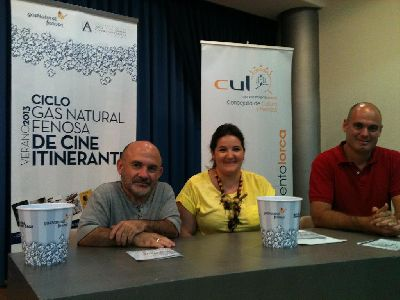 La Academia de Cine Español abre esta noche en Lorca su programa de cine itinerante proyectando Blancanieves, que será también el inicio del ciclo de verano del Ayuntamiento