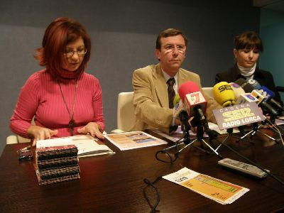 El Aula Selgas acoge dos tardes de formación sobre la historia de Lorca mañana y el jueves