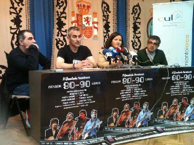 El Recinto Ferial Santa Quiteria acoge este sábado la segunda quedada de ''La Movida 80-90'' con ''Modestia a parte'', junto con tres grupos nacionales y otros tres locales