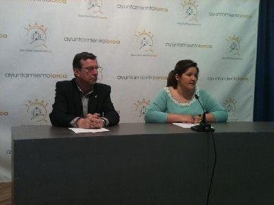La Concejal de Cultura destaca el éxito de la Semana Santa de Lorca y su repercusión en medios nacionales