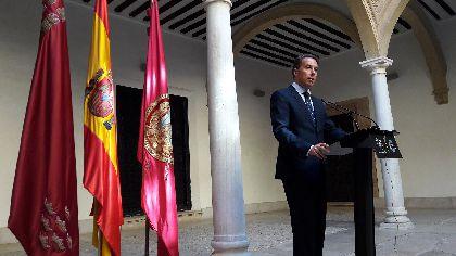 Fulgencio Gil: ''la construcción del Palacio de Justicia, que se iniciará la semana que viene, constituye un revulsivo para el casco histórico y un hito para Lorca''