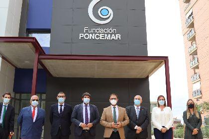 El nuevo Centro de Formación y Asistencia para personas mayores de Poncemar inicia su actividad en el Campus de Lorca