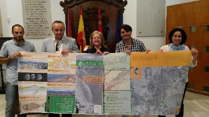 El Ayuntamiento presenta el proyecto GeoLORCA, una iniciativa para promocionar el patrimonio geol�gico municipal y potenciar la concienciaci�n s�smica