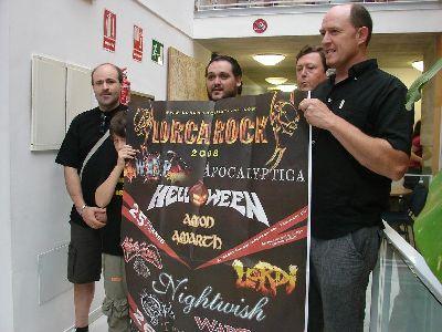 Ya a la venta los abonos del XII Lorca Rock, que se celebrará el 24 y 25 de julio en el Huerto de la Rueda