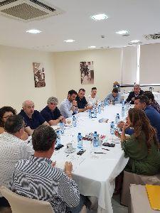 El Ayuntamiento convoca la Agenda Multisectorial para coordinar con los agentes del sector turístico, hostelero y comercial la celebración de próximos eventos en Lorca