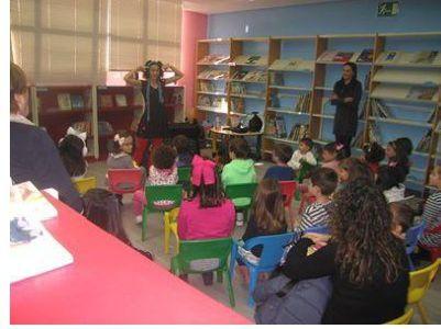 Los ''Sábados de Cuento'' de la Biblioteca Infantil y Juvenil celebran este sábado a las 12 horas su última sesión de 2018