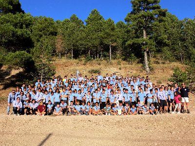 El Grupo Scout Ciudad del Sol inaugura la nueva Ronda Solar