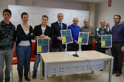El Teatro Guerra de Lorca acoge el 1 de abril a las 18:00 horas el XIV Certamen de Teatro de los Institutos del municipio