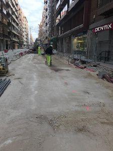 La Avenida Juan Carlos I se cortará al tráfico de lunes a jueves entre las 10.30 y las 18 horas para avanzar de manera capital en el desarrollo de las obras