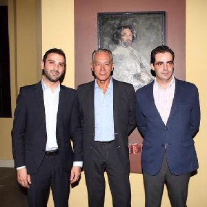El Huerto Ruano acoge la exposición ''Antológica'' del insigne pintor Pascual de Cabo, formada por casi un centenar de obras