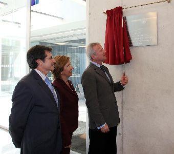 Valcárcel resalta la incorporación de un Hospital de Día Psiquiátrico para el Área de Salud de Lorca