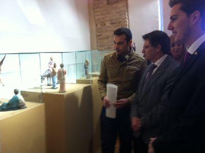 El Museo del Belén de Lorca abre sus puertas en la Ermita de San Roque fruto de la colaboración de la Concejalía de Empleo del Ayuntamiento y la Asociación Belenista