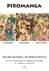 Tres alumnas de la Escuela de Artes Plástica inauguran hoy en el Palacio de Guevara la exposición ?Piromanga?