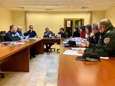 El Ayuntamiento de Lorca ya trabaja en la elaboración de un protocolo municipal de actuación ante posibles episodios ambientales de contaminación