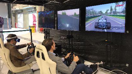 Lorca acoge hasta el  domingo la Feria de Nuevas Tecnologías SICARM con talleres sobre drones, realidad virtual y aumentada, impresión 3D y actividades educativas