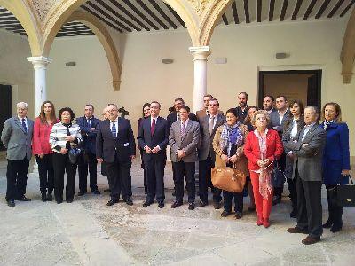 La Comisión de Cultura del Congreso de los Diputados solicitará el apoyo del Gobierno de España para que el bordado lorquino sea declarado Patrimonio de la Humanidad