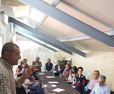 El edil de Ganadería destaca que ''el sector porcino de Lorca está a la vanguardia regional en la gestión de purines''