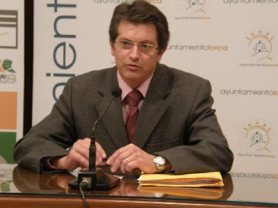 El Alcalde de Lorca convoca a la Plataforma por el Soterramiento del Ferrocarril para el próximo miércoles