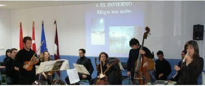 El II Ciclo de Conciertos Didácticos tendrá lugar los días 12 y 13 de Mayo en los IES de Lorca