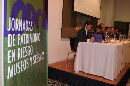 120 profesionales participan en las Jornadas Museos y seísmos en Lorca