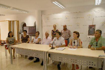 18 cantantes televisivos, humoristas y grupos de baile actuarán este viernes en una Gala Benéfica por Lorca en Puerto Lumbreras