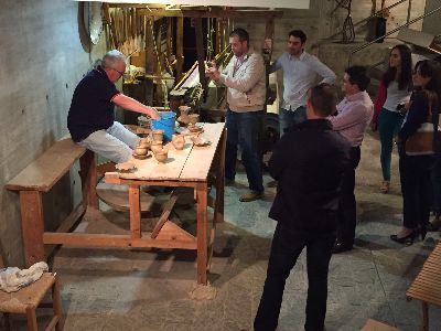 Más de 8.000 personas disfrutaron de las actividades de la Noche de los Museos en Lorca