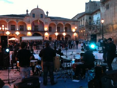 8.000 personas disfrutaron de la amplia programación de la Noche de los Museos de Lorca