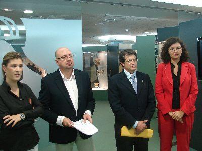 ?Lorca, Luces de Sefarad? continuará expuesta en la ciudad hasta el próximo 7 de enero, después de que cerca de 2000 personas hayan visitado la muestra