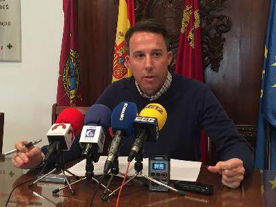 El Alcalde de Lorca se congratula del nuevo impulso de la CARM para la construcción del Centro de Ferias y Congresos