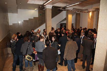 Más de un centenar de personas asisten en Madrid a la proyección de ?Lorca, en Plano Corto?