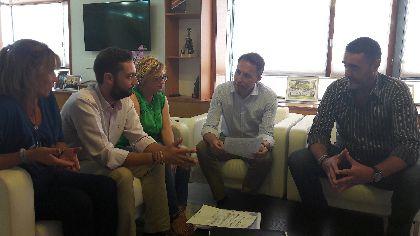 El Alcalde anuncia la consecución de un acuerdo con el Comité de Empresa de Limusa y la desconvocatoria de la huelga