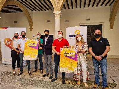 El Ayuntamiento colabora con Hostelor en ''Lorca abierta por vacaciones'' para llenar de vida las terrazas en julio