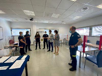La Junta General Extraordinaria de la Sociedad de Emergencias de Lorca aprueba las Cuentas Anuales de 2020