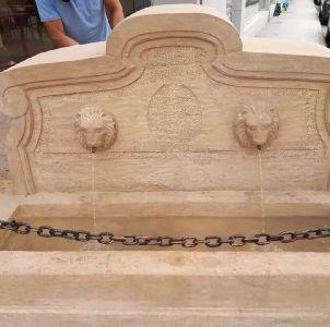 El Ayuntamiento de Lorca lleva a cabo la restauración de El Caño del Callejón de Olcina