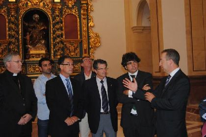 La iglesia de San Mateo de Lorca reabre sus puertas al público el domingo 18, tras haber sido restaurada de los daños causados por los terremotos