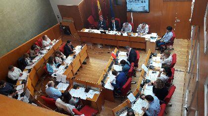 Balance de votaciones del Pleno Ordinario del Ayuntamiento de Lorca correspondiente al mes de octubre