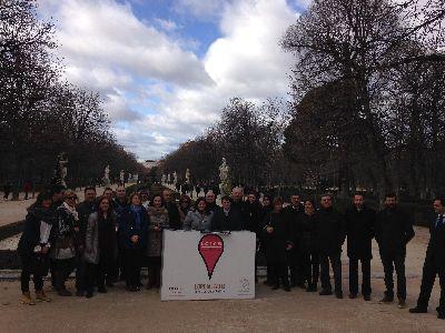 ''Lorca Borda Madrid'' logra un éxito de promoción turística para la candidatura del Bordado Lorquino de Semana Santa en su lucha por ser reconocido como Patrimonio de la Humanidad por parte de la UNESCO
